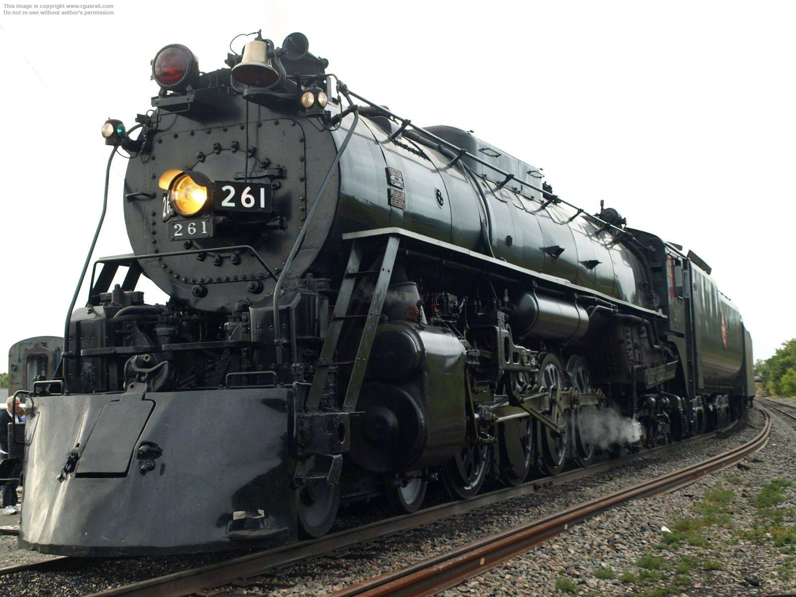 Milwaukee Road 261 Www Rgusrail Com