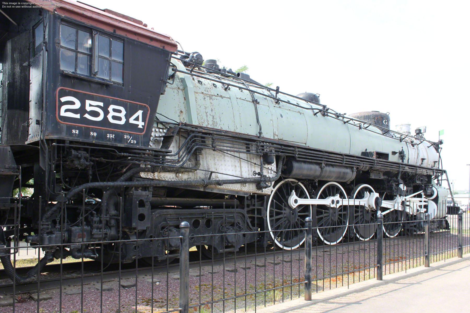 ... Havre GN S-2 #2584, Havre