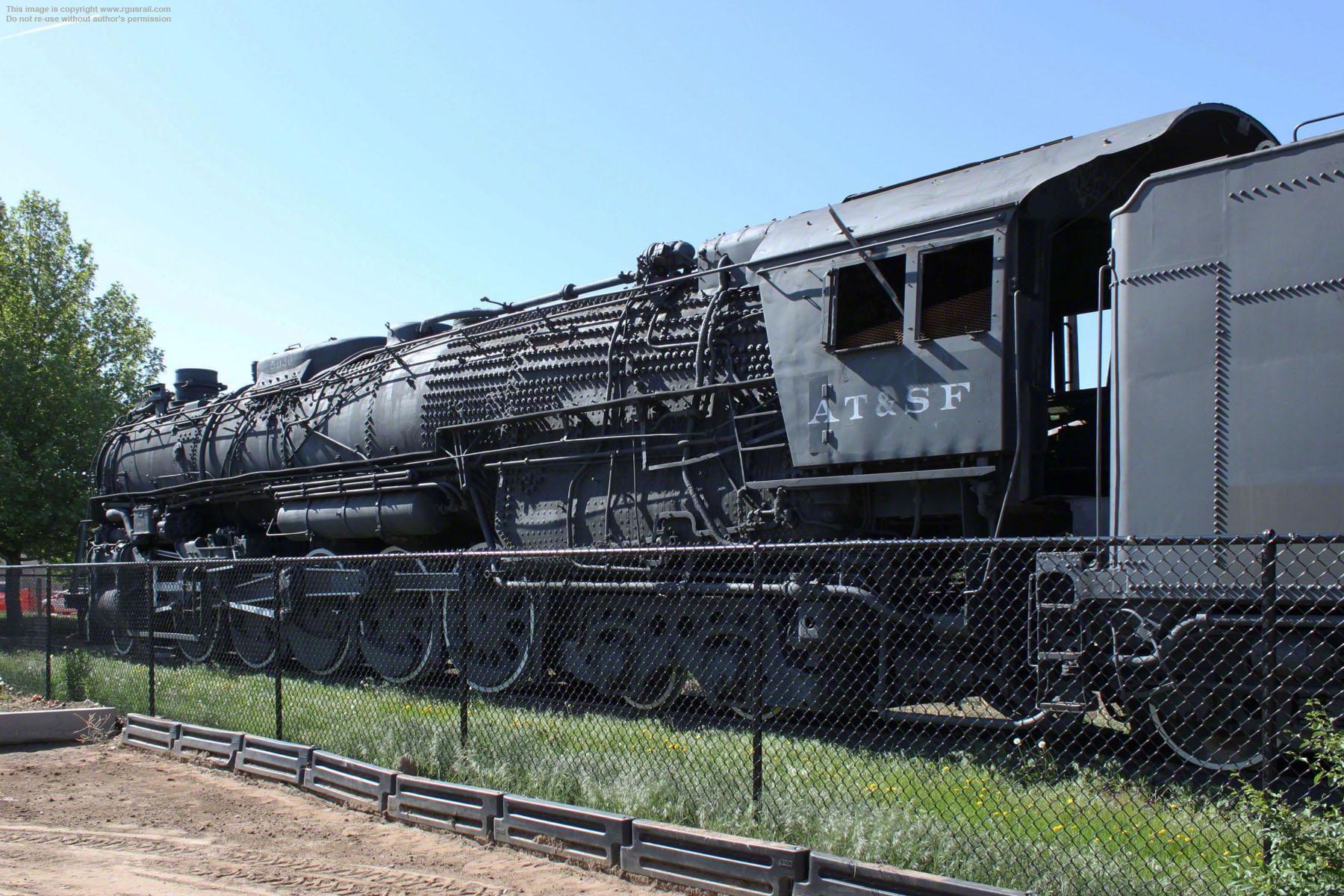 Steam - Santa Fe