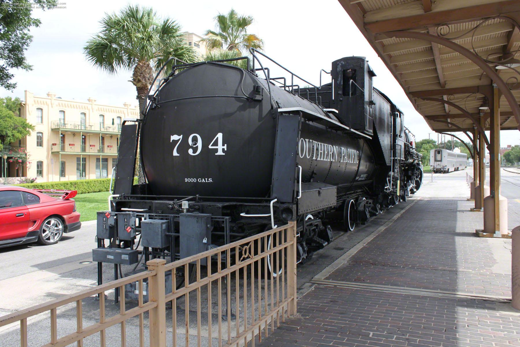... TNO MK-5 #794, San Antonio ...