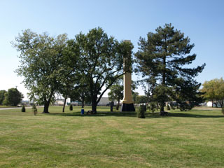 Golden Spike Monument, Council Bluffs