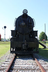 USA S160 #606, Crewe Railroad Museum