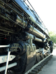 Union Pacific Big Boy #4004, Cheyenne